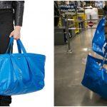 В новой коллекции Balenciaga оказалась реплика синей сумки IKEA за 2000 долларов