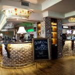 Lud's pub — ирландский паб в центре Кишинёва