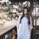 Лукбук летних платьев местной марки Mallena