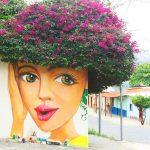 10+ стрит-арт работ, взаимодействующих с окружающей средой