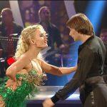 """Olesea Nespeac a câștigat duelul la """"Uite Cine Dansează"""", cu un dans latino de excepție"""