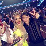 """Olesea Nespeac strălucește din nou la concursul TV """"Uite Cine Dansează"""""""