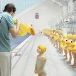 Учимся плавать: обзор бассейнов для детей в Кишинёве