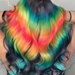 «Светящиеся линии» в волосах: Shine Line — новый тренд в окрашивании