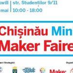 In Chișinău va avea loc primul Mini Maker Faire