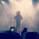 Инстаграм-видео с концерта Delia на Rugo Carneval