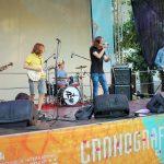 CRONOGRAF&Music s-a încheiat cu două prestații rock ale trupelor PLUMBUM și The GLimpse