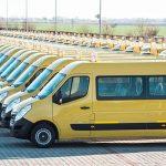 Румыния подарила молдавским школьникам 95 новеньких микроавтобусов
