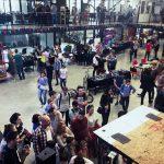 Спиннеры на 3D-принтере, машина Голдберга, механические модели из дерева и другие открытия Mini Maker Faire