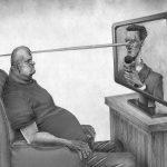 10+ провокационных иллюстраций о том, что случилось с современным миром