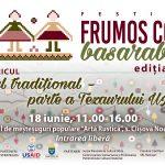 """Ediția a IV-a a Festivalului """"Frumos Covor Basarabean"""""""