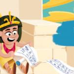 """La Shopping MallDova continuă expoziția """"Micii Faraoni"""". Oferă-i copilului tău șansa de a descoperi misterele Egiptului Antic"""