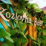 Kozlovna открыла террасу Beer Garden