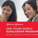 Молодые лидеры из Молдовы могут претендовать на стипендию Johnson & Johnson на участие в программе One Young World в Колумбии