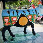 Festivalul Văcuțelor a adus culoare și creativitate în Chișinău de 1 iunie