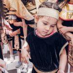 В Shopping MallDova проходит интерактивная выставка «Маленькие фараоны»