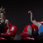 Схватка с фаст-фудом, диваном и алкоголем в новом видео воды OM