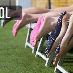 Пляжный хит лета: накладки на стопы вместо шлепок