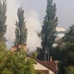 В Кишиневе введен жёлтый код метеоопасности из-за загрязнения воздуха