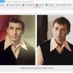 Фото отца и сына из Молдовы стало вирусным и разошлось по всему интернету