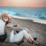 Третий возраст любви не помеха — фотосет Ирины Недялковой