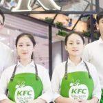 В Китае открылся ресторан здорового питания KFC