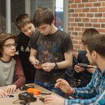 Молдова будет впервые участвовать в олимпиаде по роботике FIRST GLOBAL Challenge в США