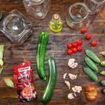 3 простых рецепта «закруток» из сезонных овощей