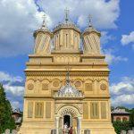 Путешествие по Трансильвании: монастырь Куртя-де-Арджеш