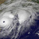 В Техасе ураган. NASA показало «Харви» из Космоса