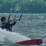 Видео: кайтсерфинг в Молдове