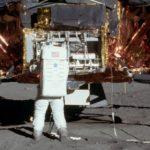 Украдена золотая копия лунного модуля Apollo 11