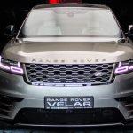 Приходите на тест-драйв нового Range Rover Velar