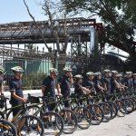 Улицы Кишинева будут патрулировать полицейские на велосипедах