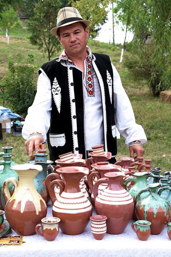 Гончарное ремесло в молдове фото