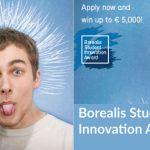 Молдавские студенты-химики могут участвовать в конкурсе Borealis Student Innovation Award