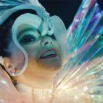 Психоделические миры и платье от Gucci в новом клипе Бьорк на песню «The Gate»