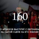 Цифра дня: о том, как Евгений Дога отметит юбилей