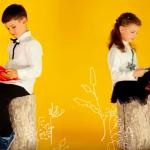 Молдавская марка MaxiKids показала лукбук для школьников