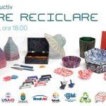 Seminar introductiv despre reciclare @ Atelier 99 / FabLab Moldova