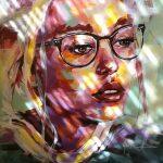 Работы молодой художницы из Оргеева выставила парижская галерея