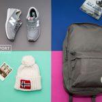 Кроссовки, свитшоты, рюкзаки и шапки: что нового в Street & Sport