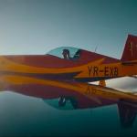 Аэропорт показал красивое видео с Авиашоу KIV 2017