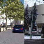 Склад музея или общественное пространство: что станет со сквером на Пушкина