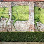 Стрит-арт в Бельгии: Прогулки по улицам Гента