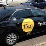 Яндекс.Такси подорожало: За 15 леев теперь можно проехать всего 1 км