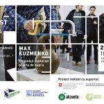 "Expoziție ""PostReal"": Artist Talk cu Max Kuzmenko"