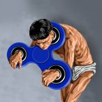 Проблемы современности в сатирических иллюстрациях Гюндуза Агаева
