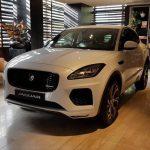 Новый компактный кроссовер Jaguar E-Pace прибыл в Кишинев