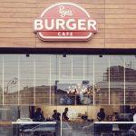 Новое место: Pegas Burger café